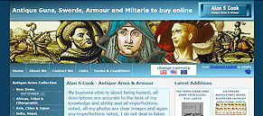 View Antique Arms on our portfolio page